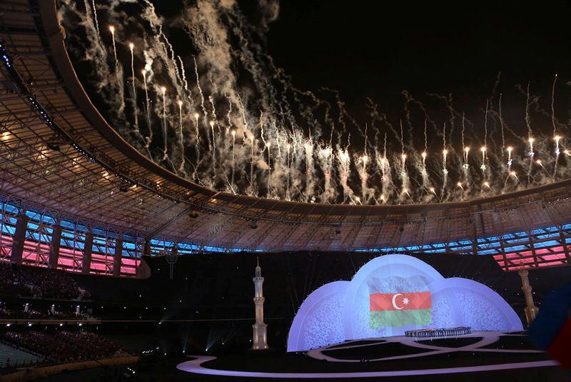 """Azərbaycan """"Bakı 2017″ IV İslam Həmrəyliyi Oyunlarının qalibi olub"""