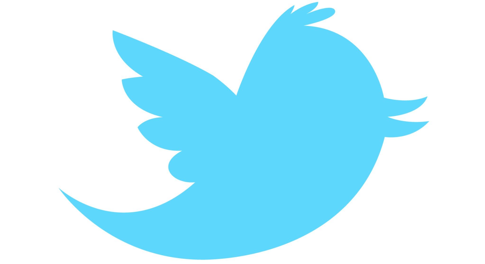 Twitter logo vector ai