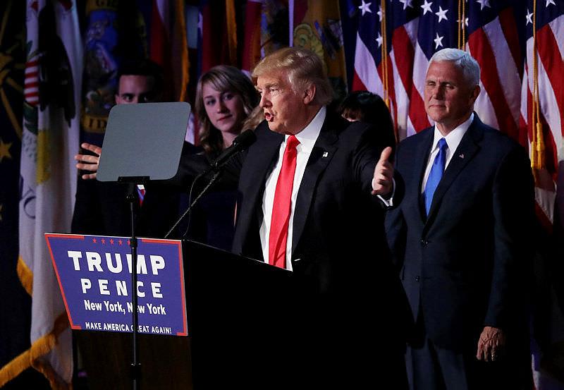 10 soruda Trump