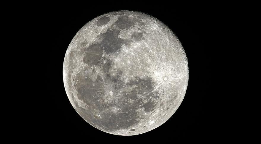 14 Kasım'daki dolunayı kaçırmayın