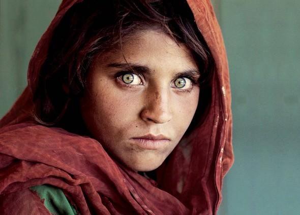 'Afgan kızı'ndan yeni haber var