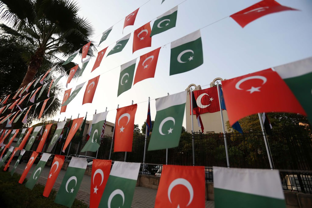 Cumhurbaşkanı Recep Tayyip Erdoğan'ın Pakistan ziyareti