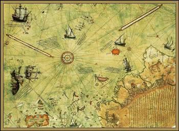 harita d Doğaüstü ve açıklanamayan olaylar…