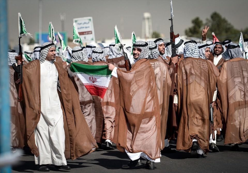 İran 'Ordu Günü' kutlandı