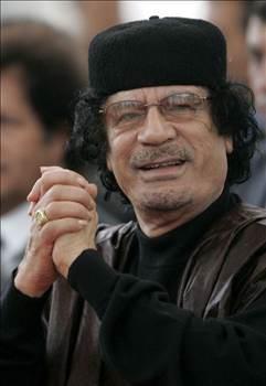 Kaddafi'nin hayat hikayesi