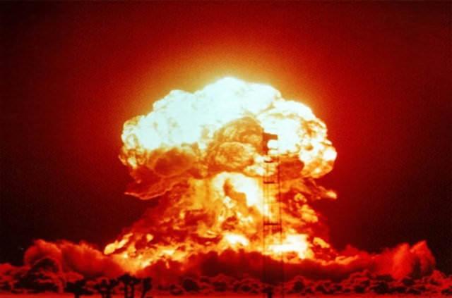 Nükleer silaha sahip ülkeler