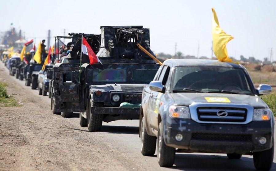 Tikrit için dev operasyon
