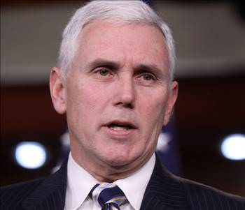 Rep.  Mike Pence (R-Ind.), a leading conservative House Republican, said...