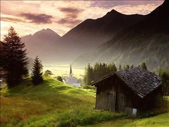 Красивые фотографии природы и городов DiddlyBop.