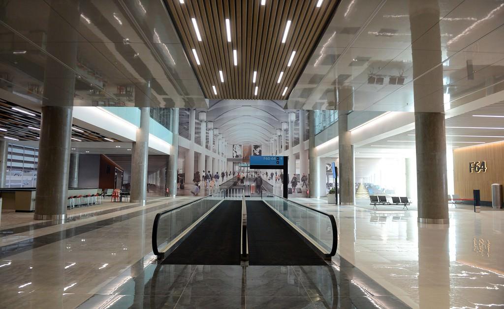 3. Havalimanı Kadıköy'ün üç katı!