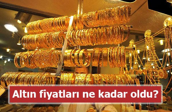 Altın fiyatları yükseliyor! Gram ve çeyrek altın fiyatı ne kadar oldu?