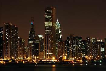 Чикаго.Мечтаю жить там.  Флэшмоб.