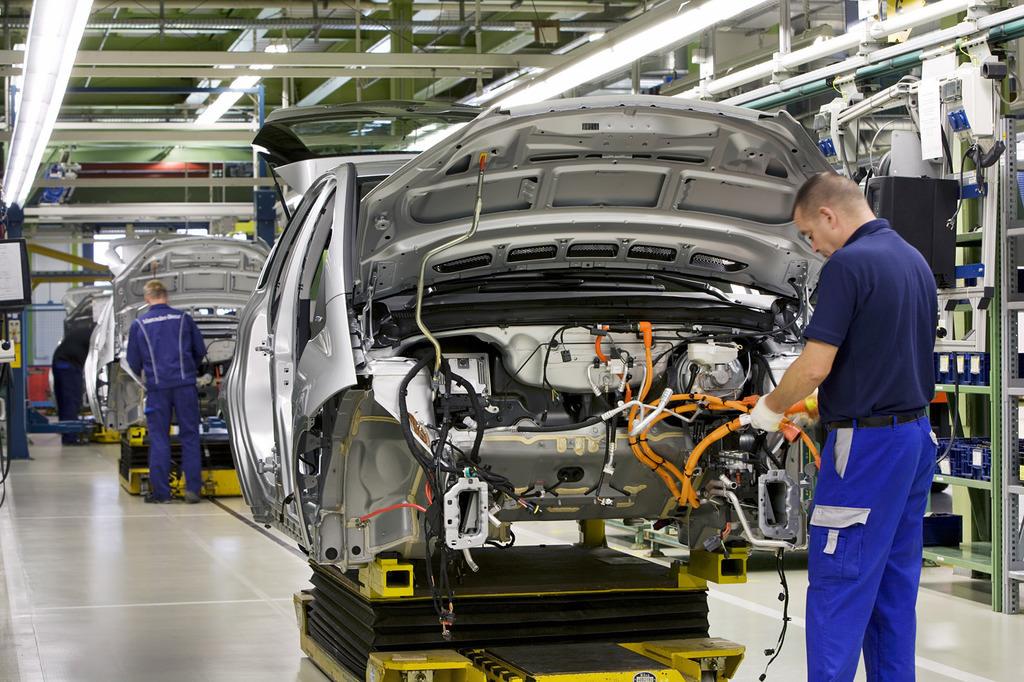 Türkiye otomotiv ihracatında vites yükseltti