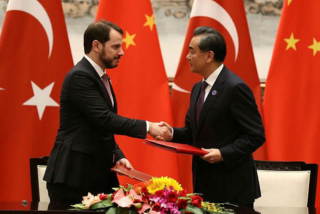 Türkiye ve Çin arasında 3 tarihi protokol imzalandı