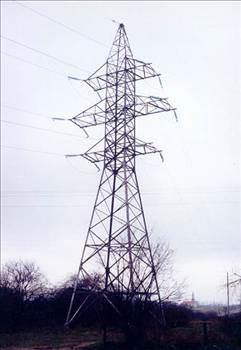 Люди добрые, помогите сделать ферму для высоковольтной линии электропередач aka опору ЛЭП.  За основу бы вот такую.