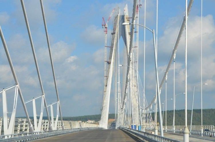 Yavuz Sultan Selim Köprüsü açılıyor