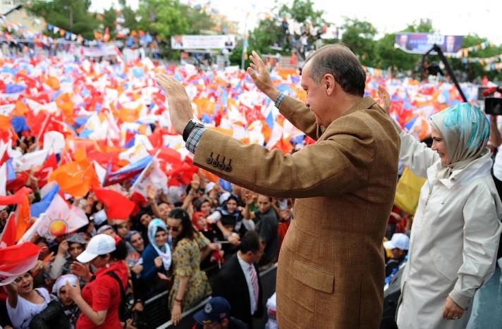 AK Parti'nin kuruluş öyküsü