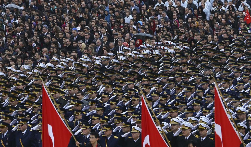 Ankara'da yoğun güvenlik önlemleri