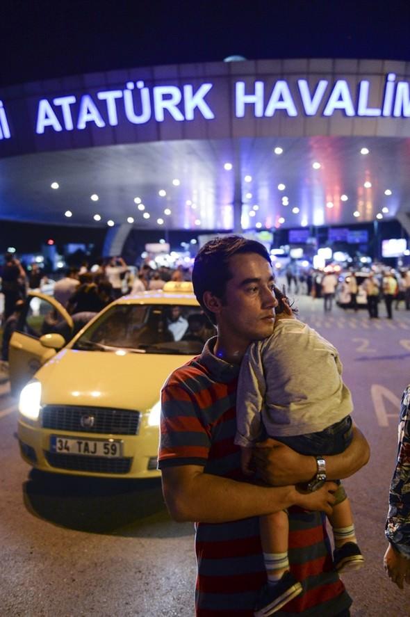 Atatürk Havalimanı'nda canlı bomba saldırısında ölenlerin kimlikleri.