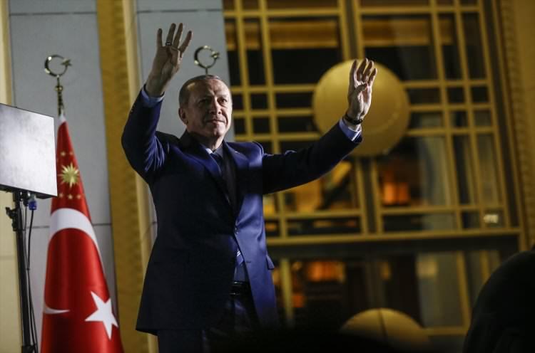 Bir millet tarih yazdı! Cumhurbaşkanlığı Külliye'sinde tarihi gece