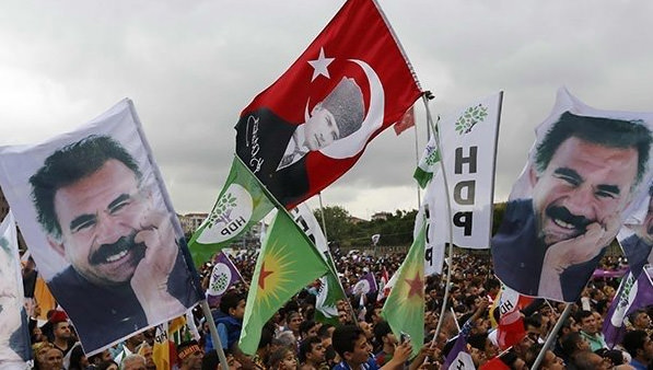 "CHP ve HDP'nin ""FETÖ-PKK"" mitingine kimse gitmedi!"