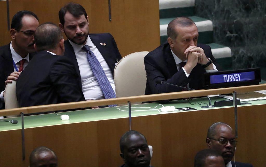 Cumhurbaşkanı Erdoğan, BM'nin açılış oturumuna katıldı