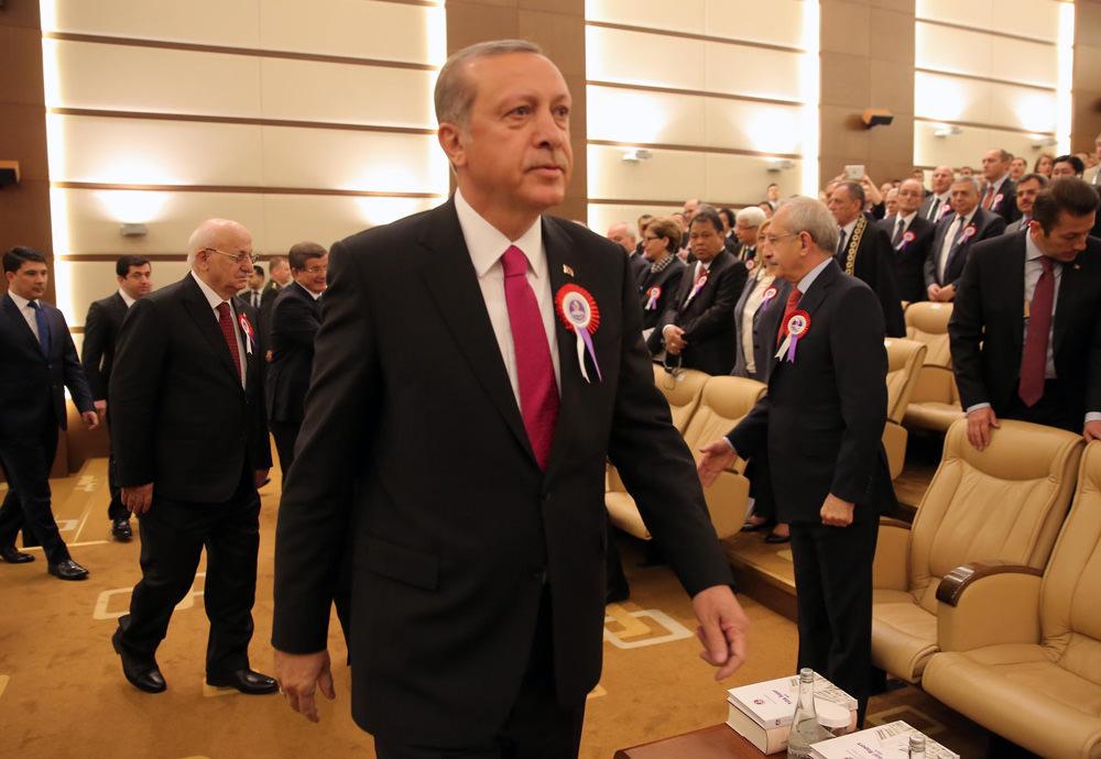 Cumhurbaşkanı Erdoğan Kılıçdaroğlu'nu muhatap almadı!