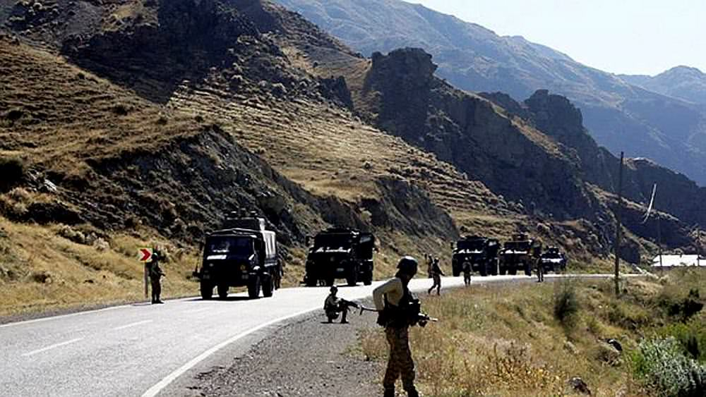 İşte PKK'nın kabusu silahlı Bayraktar