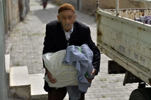Nusaybin'deki terör mağdurları tahliye edildi