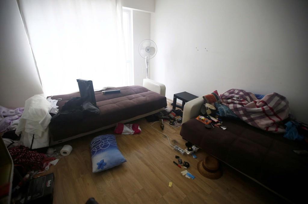Reina teröristinin yakalandığı evden ilginç ayrıntılar