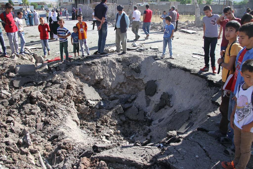 Şırnak'ta PKK'nı patlayıcı imalathanesi imha edildi