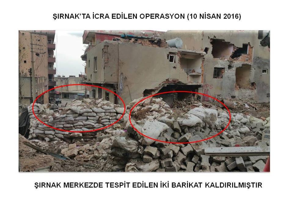 Şırnak'ta PKK'ya karşı operasyonlar devam ediyor