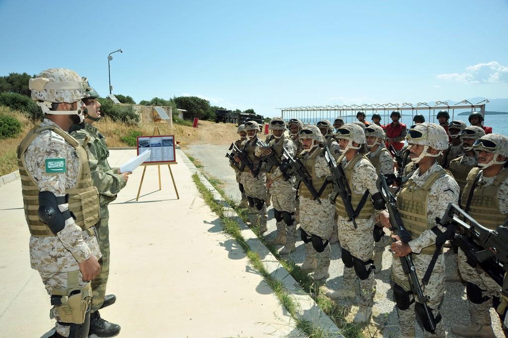 TSK, Amfibi Harekat konusunda müttefiklere ders verdi