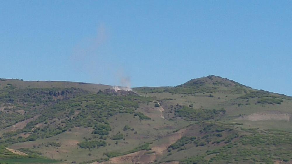 Tunceli'de PKK'lılara karşı operasyon başlatıldı!