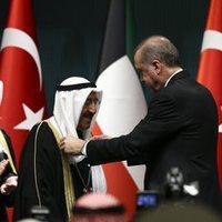 Cumhurbaşkanı Erdoğan'a ülkenin en yüksek nişanı