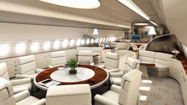 Türkiye'nin yeni uçağı Air Force One!