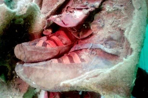 1500 yaşında Türk mumya bulundu