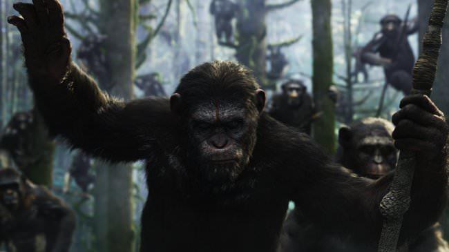 Планета обезьян: Война (фильм 2017) смотреть онлайн в хорошем