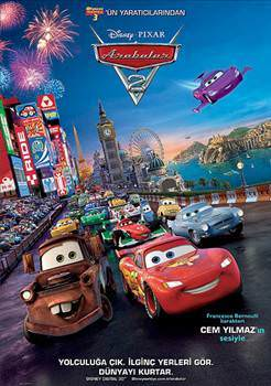 Тачки 2  Cars 2 [2011]