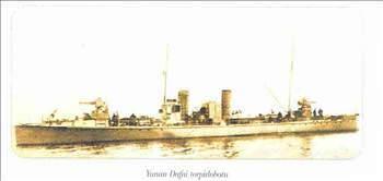 Ordu da dünya denizcilik tarihinde batırıldıktan sonra