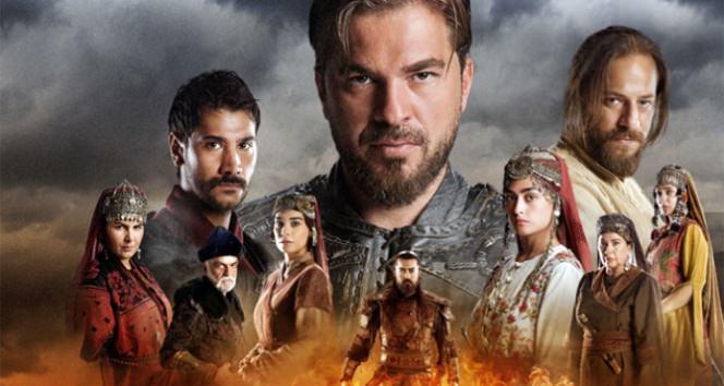 """TRT 1'in rekortmen dizisi Diriliş """"Ertuğrul"""" 65. bölümü ile ekranlara geliyor"""