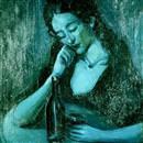 Dama en Eden Concert