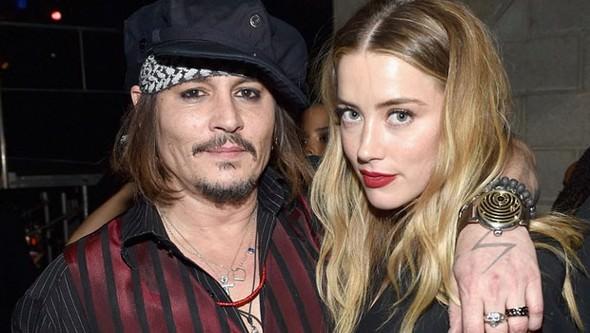 Amber Heard'den Johnny Depp hakkında korkunç iddia
