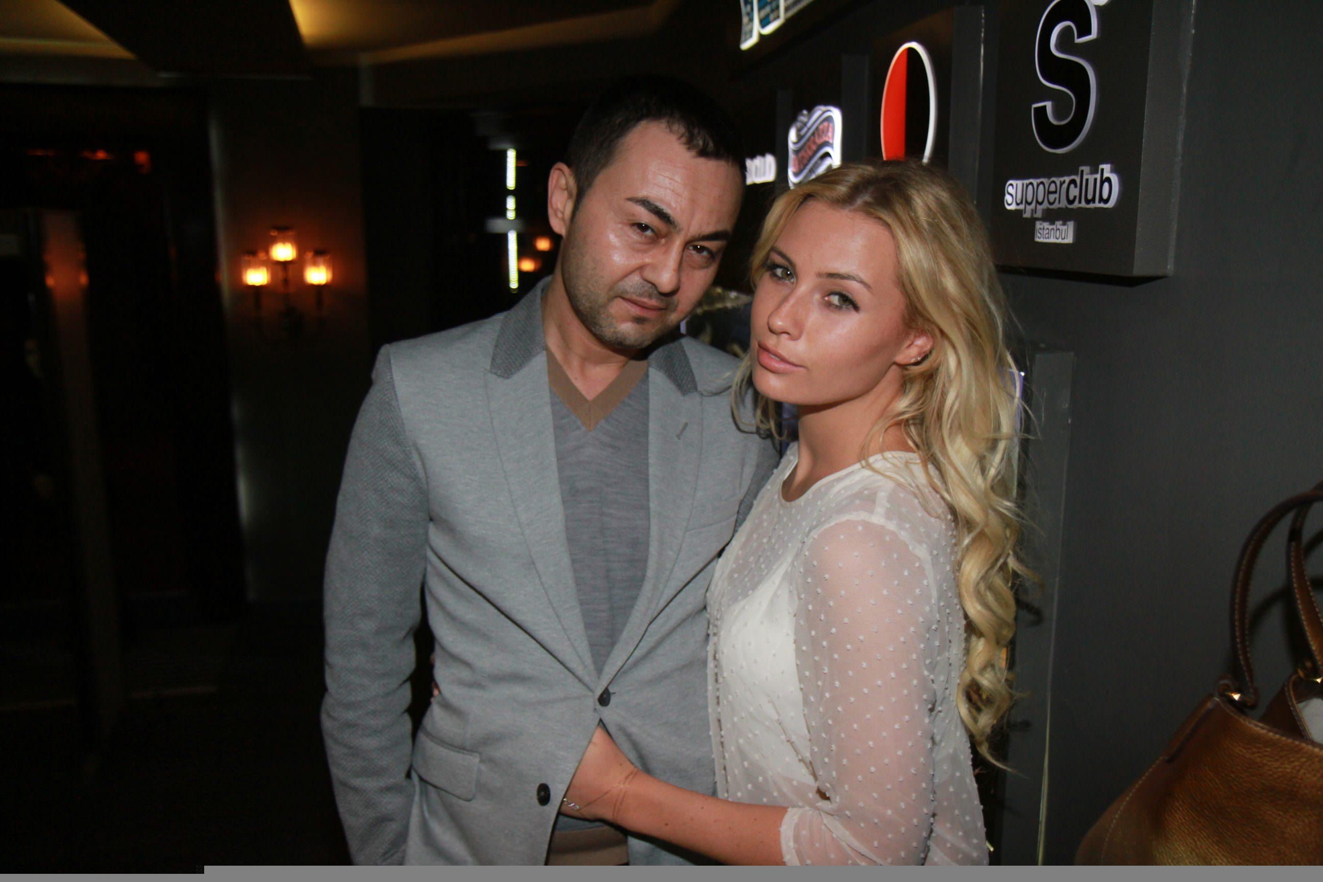 Boşanma iddialarına Serdar Ortaç'tan yanıt