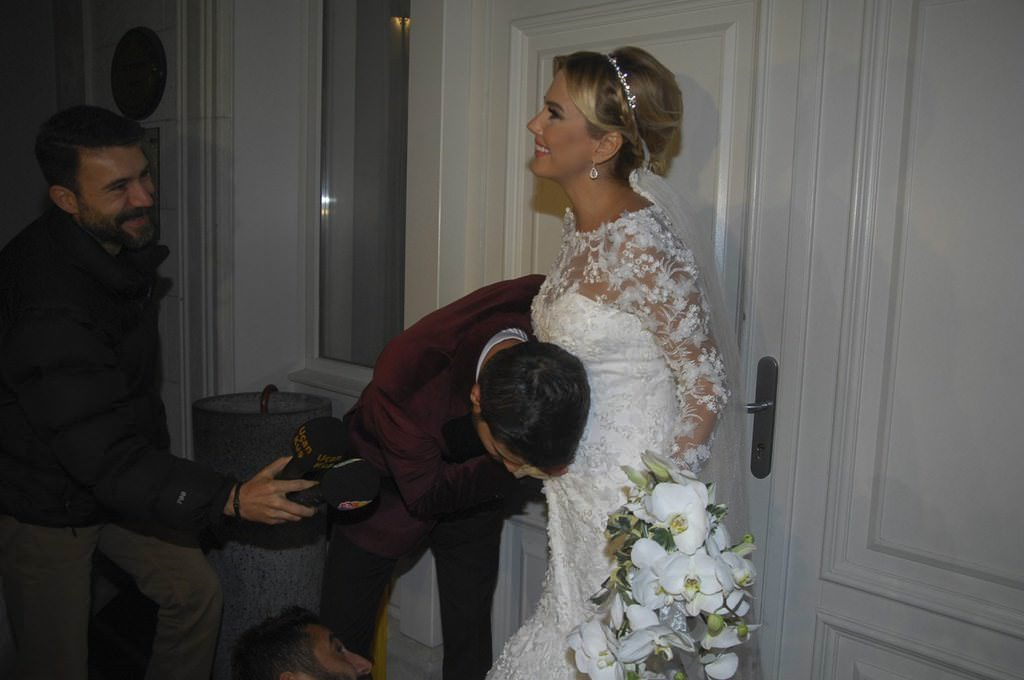 Ece Erken eski eşi Serkan Uçar'a dava açtı