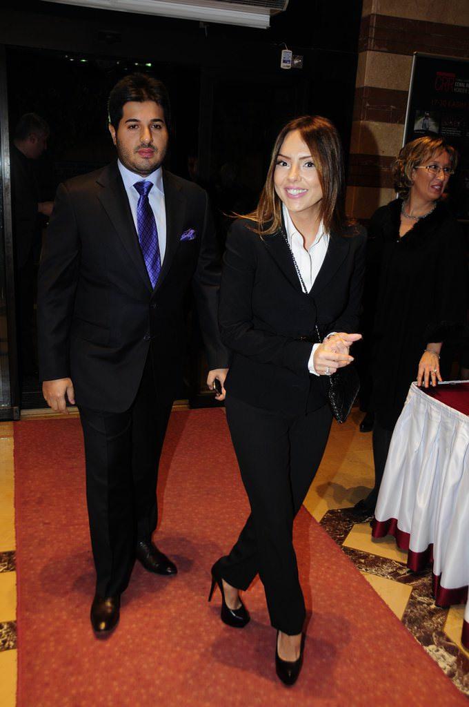Eşi Reza Zarrab'a boşanma davası açan Ebru Gündeş'ten sürpriz hamle!
