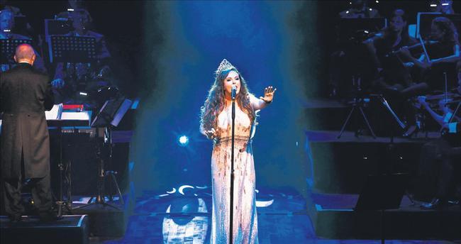 EXPO 2016 Antalya'da konser verdi