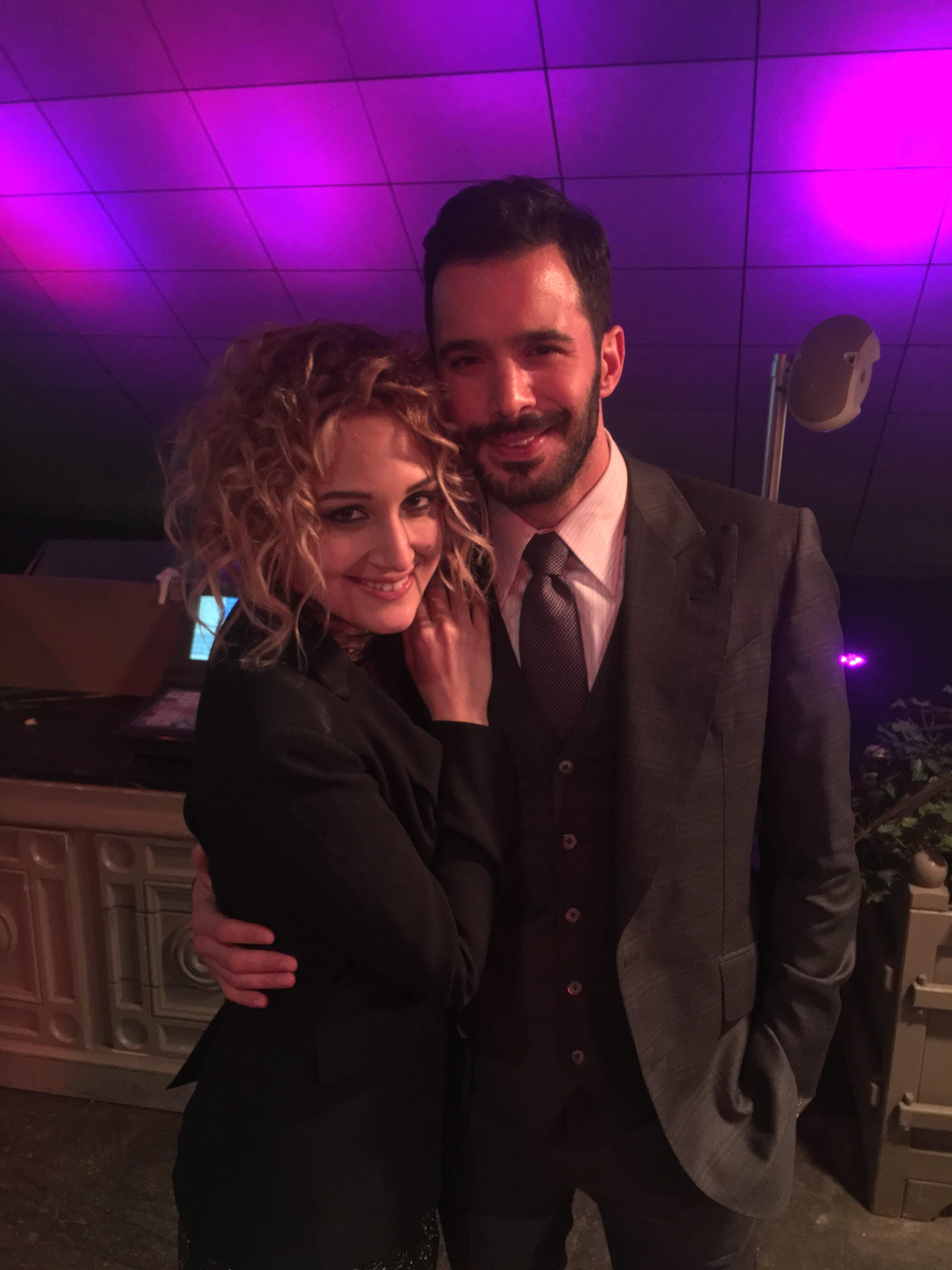 Gupse Özay'ın çifte mutluluğu