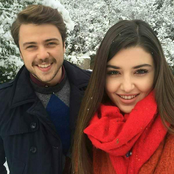 Hande Erçel ile Tolga Sarıtaş ayrılığa dayanamadı!