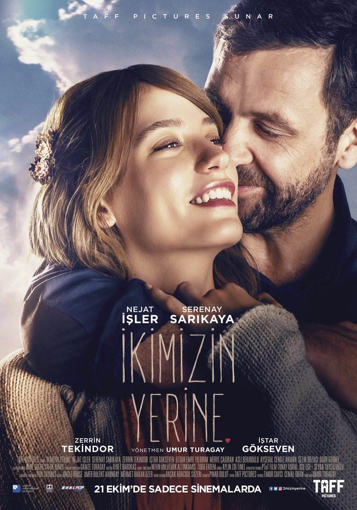 'İkimizin Yerine' en iyi açılış yapan aşk filmi oldu!